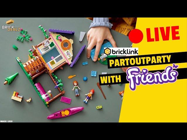 🔴 LIVE Partoutparty mit FRIENDS ;)   Endlich neue Teile!