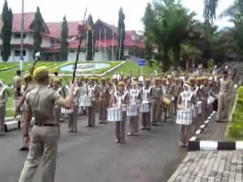 GAP IPDN ANGKT. 17, Madya Praja