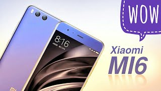 Xiaomi Mi6 2017 Hand Ons & Unboxing | Mi 6 Specifications & Features
