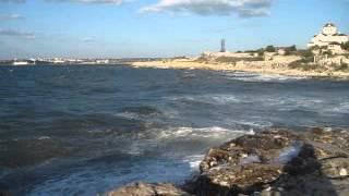 Шторм на Черном море(Разбираю архивы с фотографиями и видео на своем компьютере и съемном жестком диске. Нахожу очень интересны..., 2016-04-28T02:10:47.000Z)