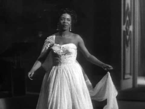 Sarah Vaughan   Don't Blame Me  and   I Cried For You
