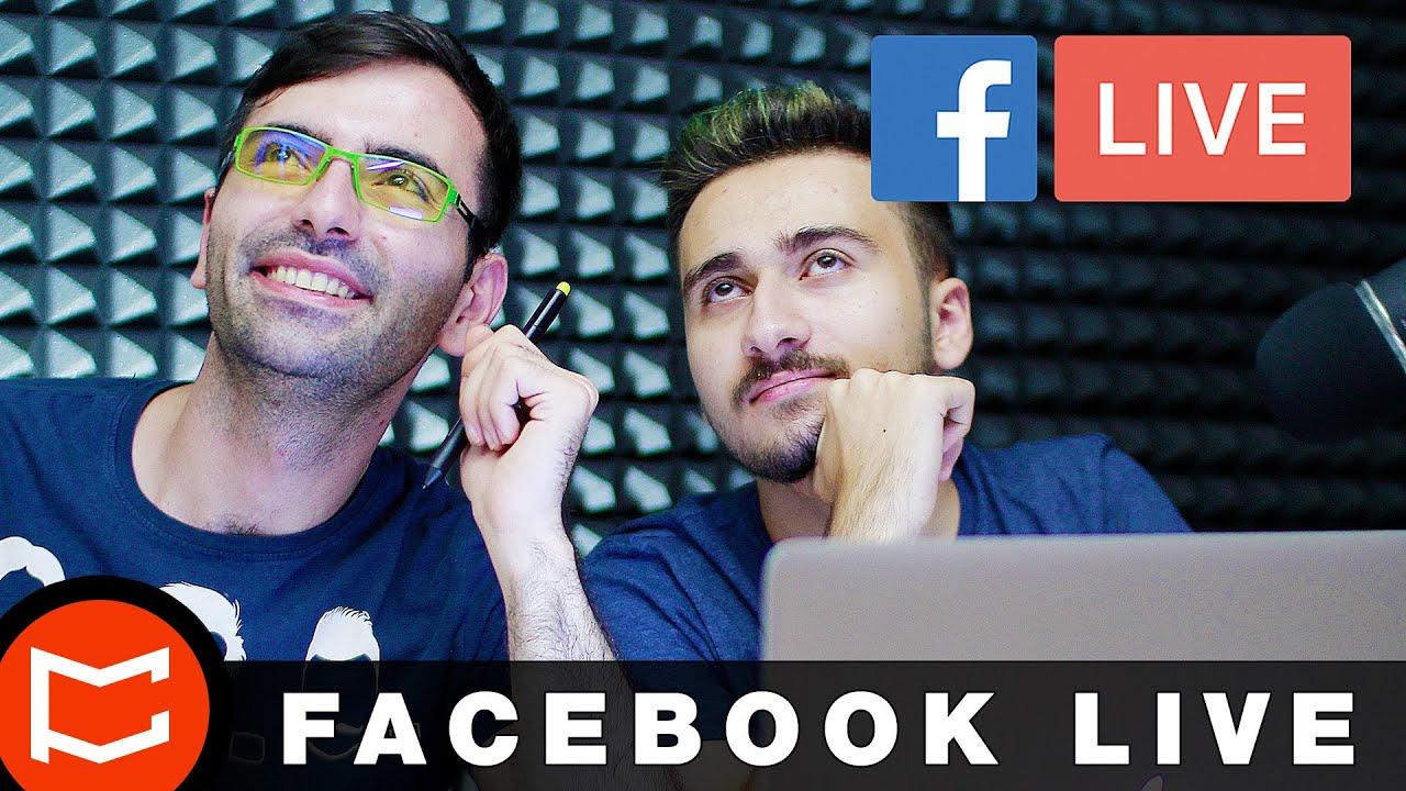 Facebook Canlı Yayın Nasıl Yapılır (Uygulamalı Pratik Çözüm)