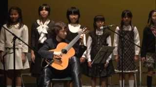 Shiro joue un spectacle qui est un mélange artistique de la « Bach ...