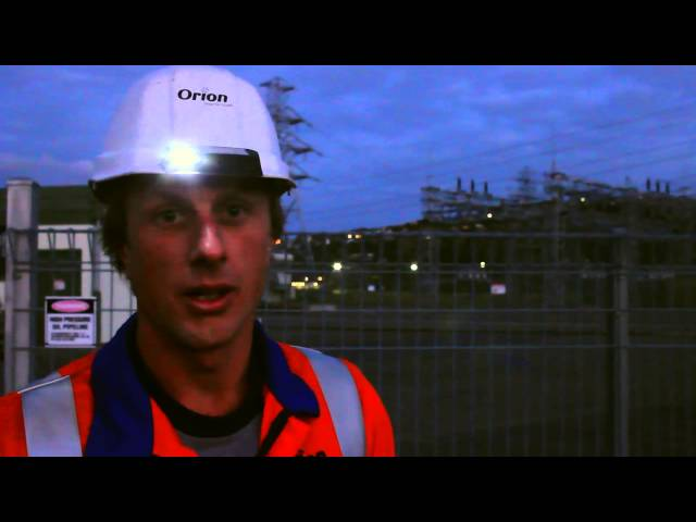Gareth Talks About His 2C TuffLite - self charging headlamp for workers