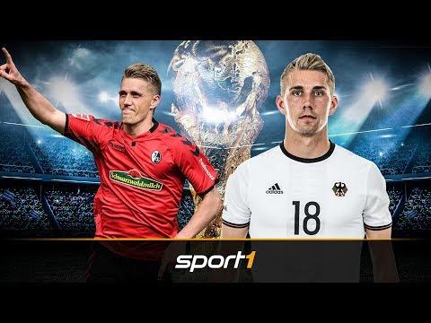 So ballerte sich Nils Petersen in den WM-Kader | SPORT1