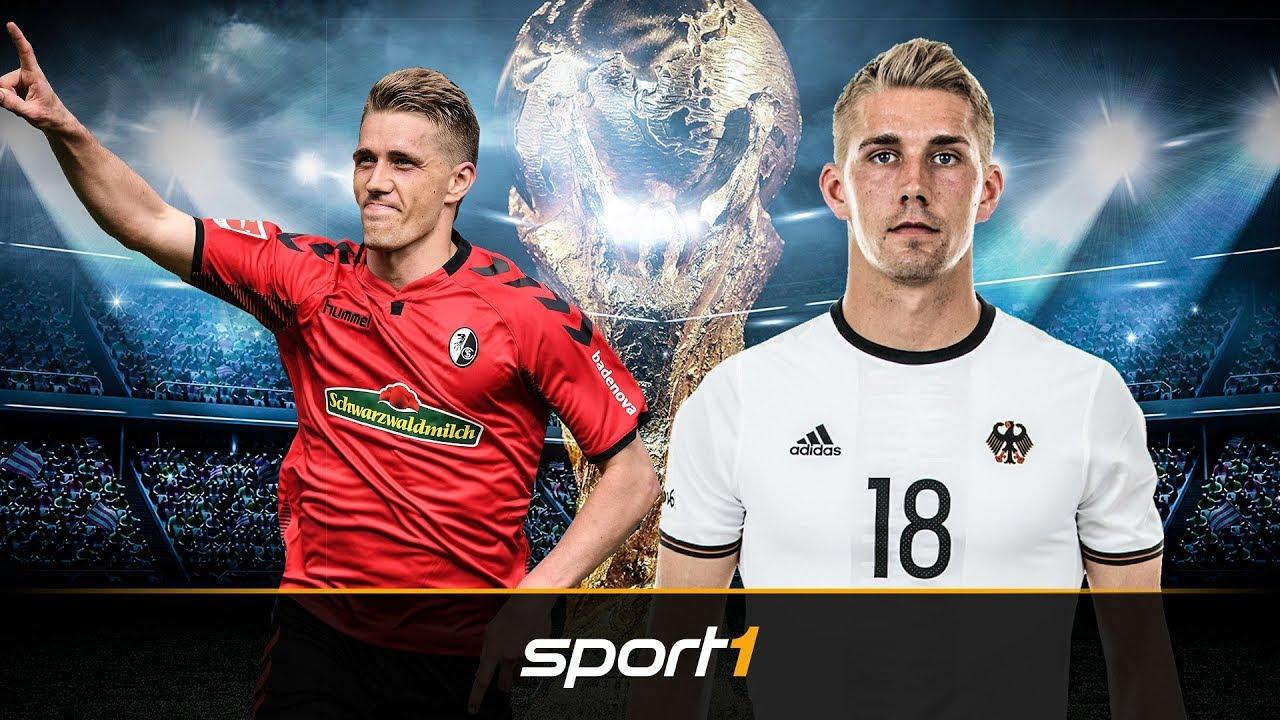Download So ballerte sich Nils Petersen in den WM-Kader   SPORT1