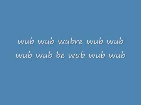 Skrillex - Scary Monsters and Nice Sprites(Lyrics)