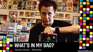 James Gunn - What's In My Bag?