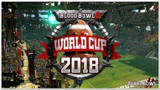 Blood Bowl 2 - World Cup 2018 Semi Final Preview!