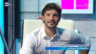 Stefano De Martino, Fatima Trotta e Biagio Izzo - Domenica in 14/06/2020