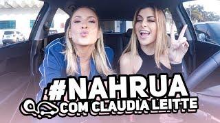 #NahRua com Claudia Leitte | Nah Cardoso
