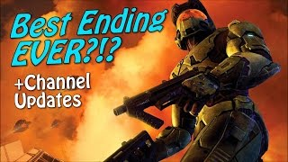 Why Halo 2's Cliffhanger Ending was AWESOME!!