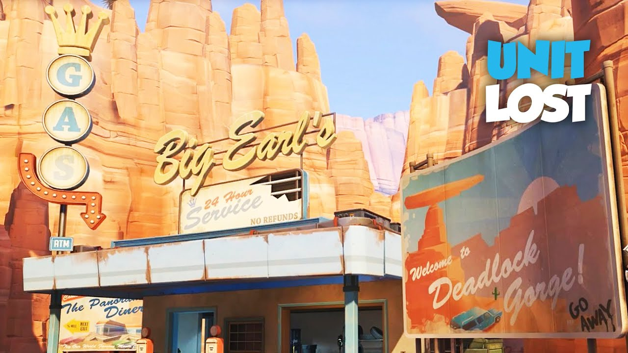 Overwatch Travel Guide Route 66 Map Guide YouTube – Travel Route 66 Map