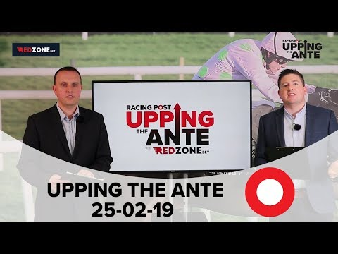 Upping The Ante Cheltenham Festival Preview: Week Thirteen
