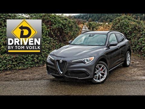 2018 Alfa Romeo Stelvio Ti Sport Car Review