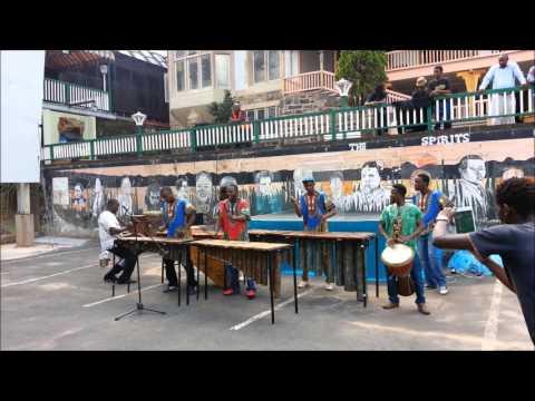 RHYTHM AFRICA ARTS & ROYAL VIBRATIONZ MARIMBA BAND