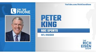 Peter King Talks NFL Draft Logistics, Cam, Jameis & More with Rich Eisen | Full Interview | 3/31/20