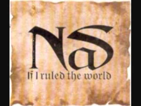 Nas Ft. Lauryn Hill - If I Ruled The World (HQ)