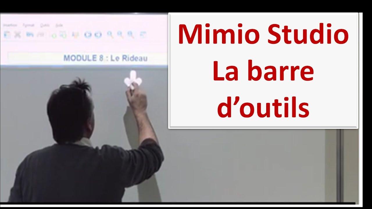 STUDIO TÉLÉCHARGER LOGICIEL GRATUIT MIMIO