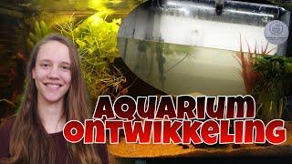 AQUARIUM Tijdlijn, zo is het aquarium ontwikkeld! Juwel rio 125 //Nickey//