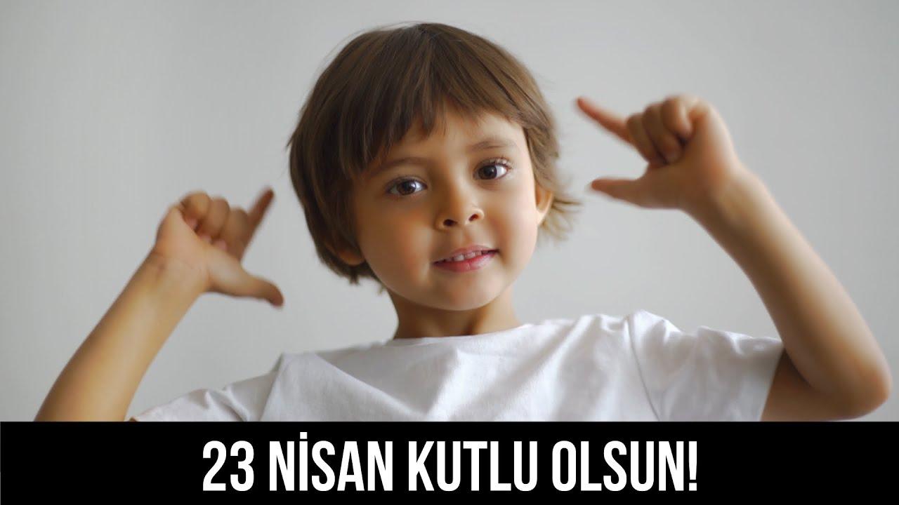 23 Nisan Ulusal Egemenlik ve Çocuk Bayramı Kutlu Olsun! 4K Bonus Video