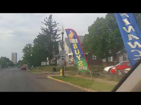 Touring Ft Wayne, Indiana Through Downtown