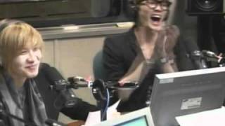 110321 SHINee Taemin funny tone: hello~ @ Young Street