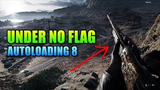 Battlefield V Autoloading 8 - Under No Flag War Stories Single Player Gameplay