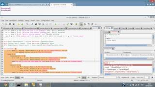 MFlow state management and navigation screencast 1