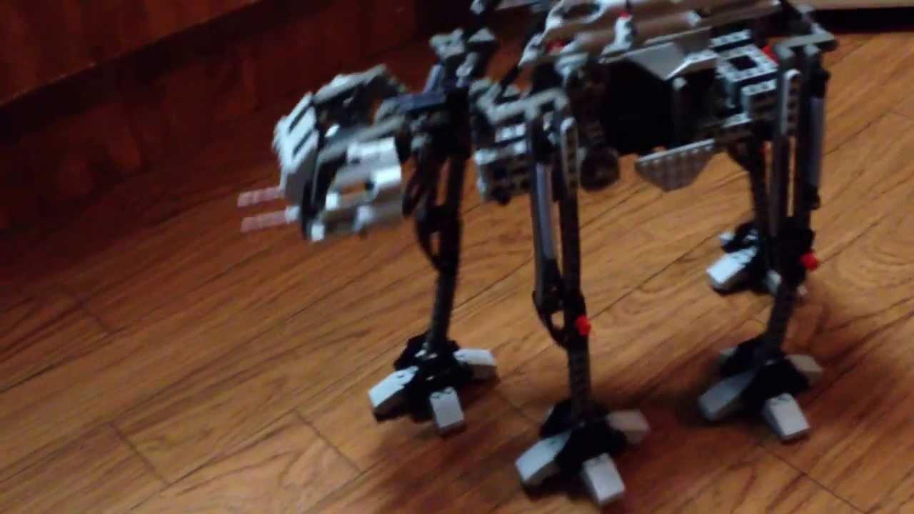 Lego Star Wars Technic 9754 Dark Side Developer Kit