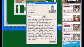 Terra Aegrus 1 Game Play
