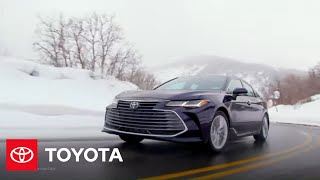 2021 Avalon Overview   Toyota