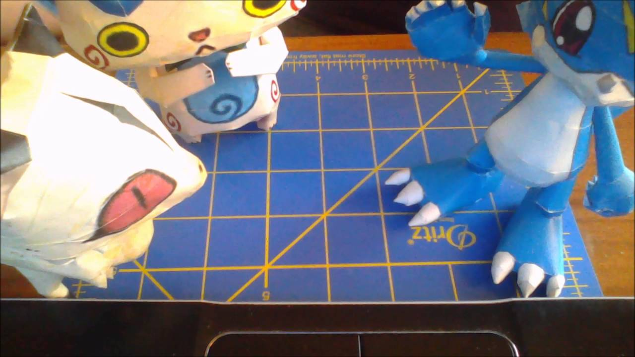 Papercraft Rakogis's PaperTips - Introduction