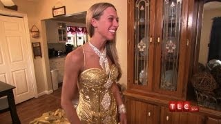 24-Karat Gold Dress | My Big Fat American Gypsy Wedding