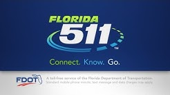 Florida 511 30sec PSA - March 2017