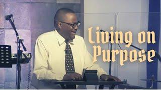 Dominikus Hinda | Living on Purpose | 5-30-21