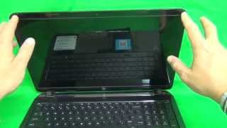 HP Touchsmart 15 Laptop Screen Replacement Procedure