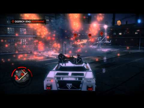 Saints Row IV -- Loyalty Mission -- The Girl Who Beat Cyrus -- Kinzie's Adventures