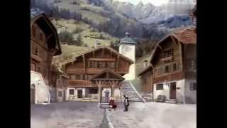 Dans les Alpes avec Annette - 01 - Les Enfants Des Alpes