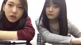大川莉央さんのSHOWROOMに茂木忍さん登場!!