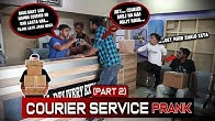 Courier Service Prank part 2 | By Team in P4Pakao | 2019