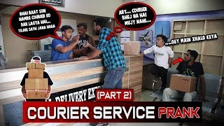 Courier Service Prank part 2   By Team in P4Pakao   2019