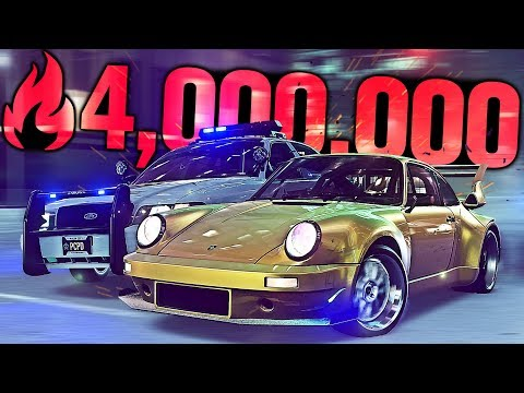 Need for Speed Heat - 4,000,000 REP IN ONE NIGHT! (OP RSR)