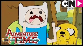 Время приключений | Город воров | Cartoon Network