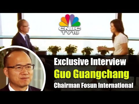 China's Billionaire Guo Guangchang Exclusive Interview | Chairman Fosun International | CNBC TV18
