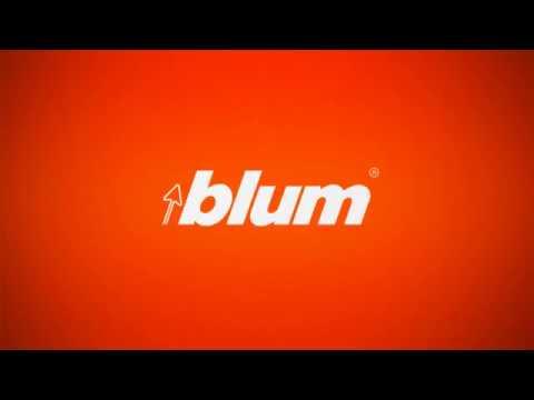 Szuflada Blum Tandembox ANTARO TIP-ON BLUMOTION