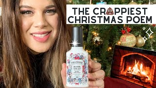 The Crappiest Christmas Poem | Merry Spritzmas! From Krysten's Kitchen