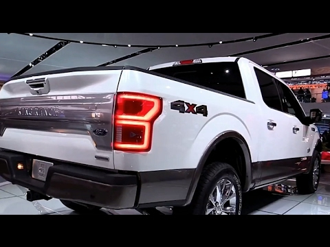 2018 ford f150 king ranch walkaround review look in 4k youtube. Black Bedroom Furniture Sets. Home Design Ideas