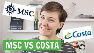 Have you cruised with either MSC Cruises or Costa Cruises and are w...