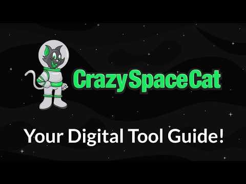 CrazySpaceCat.com - Intro Video